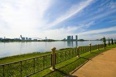 Cyber Jaya landscape Royalty Free Stock Image