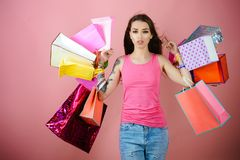 Cyber måndag, försäljning, svarta fredag, online-köp arkivfoton