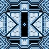 Cyber mesh Royalty Free Stock Photo