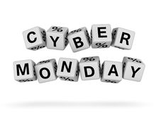 Cyber Monday Royalty Free Stock Photos