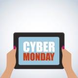 Cyber monday Stock Image