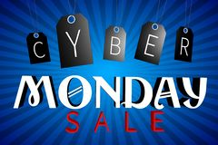 Cyber Monday concept... Stock Photo
