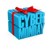 Cyber Monday Concept Isolated Vector Illustration