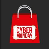 Cyber monday deals Royalty Free Stock Photography