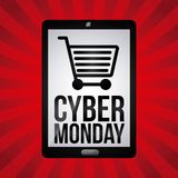 Cyber monday deals Royalty Free Stock Image