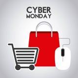 Cyber monday deals Stock Photo