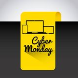 Cyber monday deals Stock Image