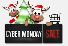 Cyber Monday Stock Images
