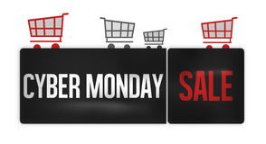 Cyber Monday Royalty Free Stock Photography