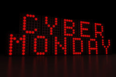 Cyber Monday Stock Photography