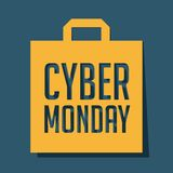 Cyber Monday Royalty Free Stock Images