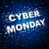 Cyber Monday sale Stock Images