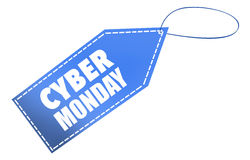 Cyber Monday sale Royalty Free Stock Images