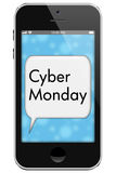 Cyber Monday Sale Stock Photo