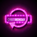 Cyber-monday Stock Photography