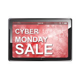Cyber Monday Shopping Royalty Free Stock Photography