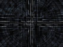 Cyber-Netz Stockfotografie