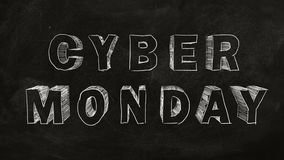 Cyber Poniedziałek ilustracja wektor
