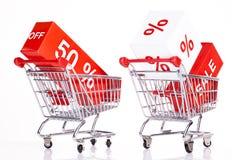 Cyber Poniedziałku sprzedaż Zdjęcia Stock
