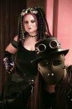Cyber Punkpaar #3 royalty-vrije stock foto's