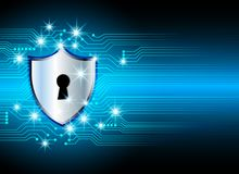 Cyber Security Data Protection Business Technology Privacy conce Stock Photography