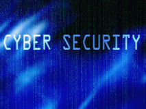 Cyber security Royalty Free Stock Image