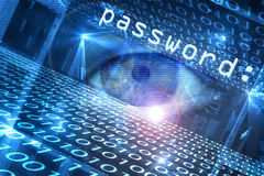 Cyber Security Threat Royalty Free Stock Photos