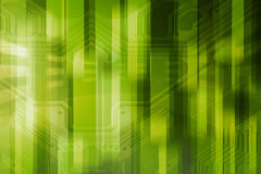 Cyber world background Stock Photos