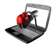 Cyberattack Stock Image