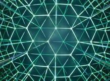 Cybercells。 免版税库存照片