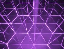 Cybercells. imagem de stock