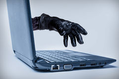 Cybercrime Concept Stock Photography