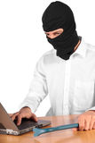 Cybercriminalité Photo stock