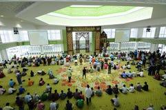 Cyberjaya meczet w Cyberjaya, Malezja Zdjęcia Royalty Free