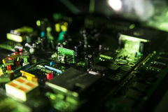 cybernétique photographie stock