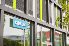 Cyberport Stock Photography