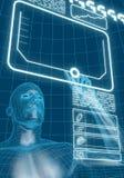cyberprzestrzeń royalty ilustracja