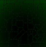 Cyberpunk background Stock Photos