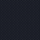 Cyberpunkmatrijs met geometrische vormen en zes-gerichte ster royalty-vrije stock fotografie
