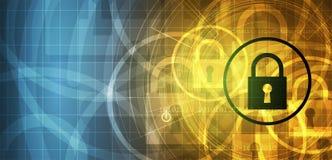 Cybersecurity en informatie of netwerkbescherming Toekomstige technologie