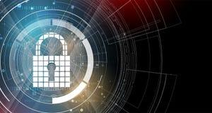Cybersecurity y protección de la información o de la red Tecnología futura