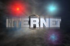 Cyberspace Vector Illustratie
