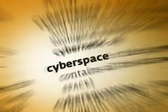Cyberspace foto de stock royalty free