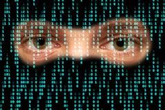 cyberspace Stock Afbeeldingen