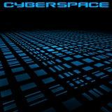 cyberspace stock de ilustración
