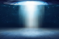 Cyberspace Background Stock Images