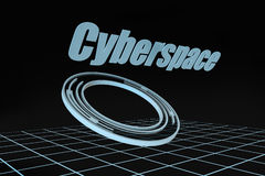 Cyberspace Royalty Free Stock Images