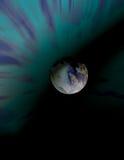 cyberspaceinternet Arkivbild