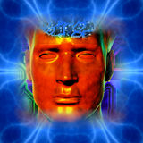 Cyborg Imagen de archivo