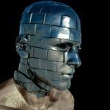 Cyborg Royalty Free Stock Photography